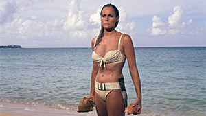 James Bond's Top 10 Bond Girls