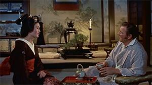The Barbarian and the Geisha (1957)