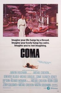 Coma Theatrical Poster