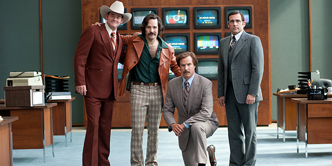 Anchorman: The Legend Continues (2013)