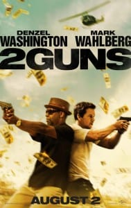 2 Guns - Theatrical Poster - Courtesy of Universal Pictures