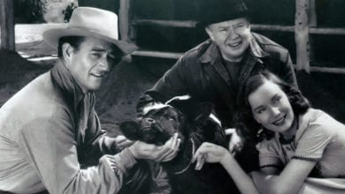Photo of John Wayne's Three Faces West (1940) Coming To Blu-ray