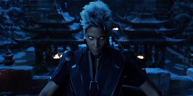First Photo Of Halle Berry As Storm In X-Men: Days Of ...