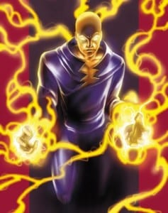 Electro - From Ultimate Universe - Courtesy of Marvel Comics