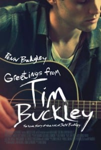 Greetings From Tim Buckley - Theatrical Poster - Courtesy of Focus World and Tribeca Film