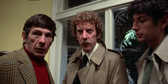 Image result for invasion of the body snatchers 1978