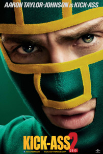 Kick-Ass 2 - Kick-Ass Advance Theatrical Poster Style B - Courtesy of Universal Pictures