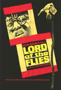 Lord of the Flies (1963) - Theatrical Poster - Courtesy of