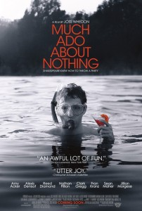 Much Ado About Nothing (2013) - Theatrical Poster - Courtesy of Lionsgate