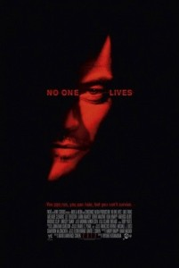 No One Lives - Theatrical Poster - Courtesy of Anchor Bay and WWE Films