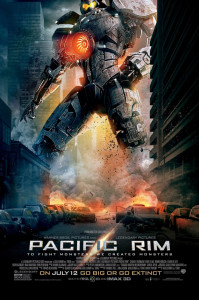 Pacific Rim - Theatrical Poster Style B - Courtesy of Warner Bros. Pictures