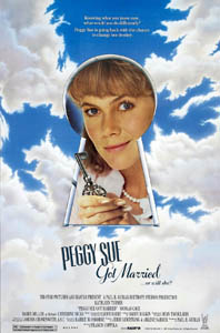 Peggy Sue Got Married - Theatrical Poster - Courtesy of