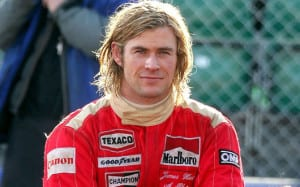 Rush - Chris Hemsworth in Rush - Courtesy of Imagine Entertainment and Universal Pictures