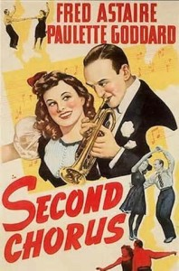 Second Chorus - Theatrical Poster - Courtesy of Film Chest