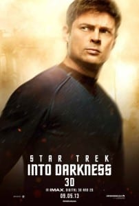 Star Trek Into Darkness - McCoy Advance Poster Style B - Courtesy of Paramount Pictures