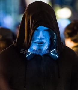 The Amazing Spider-Man 2 - Jamie Foxx as Electro Photo #2 - Courtesy of Splash News