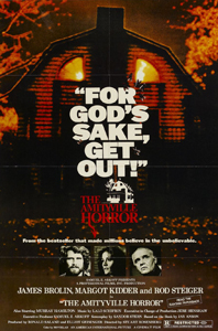 The Amityville Horror (1979) - Theatrical Poster - Courtesy of Scream Factory