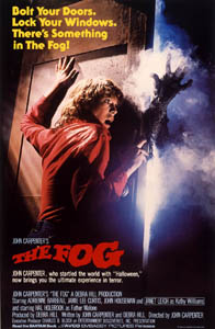 The Fog 1980 - Theatrical Poster - Courtesy of