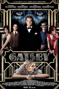 The Great Gatsby - Theatrical Poster - Courtesy of Warner Bros. Pictures