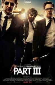 The Hangover Part III - Theatrical Poster - Courtesy of Warner Bros. Pictures