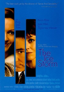 The Ice Storm - Theatrical Poster - Courtesy of 20th Century Fox