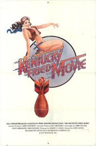 The Kentucky Fried Movie - Theatrical Poster - Courtesy of