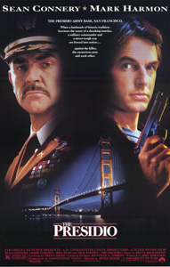The Presidio - Theatrical Poster - Courtesy of Paramount Pictures