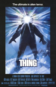 The Thing (1982) - Theatrical Poster - Courtesy of Universal Pictures