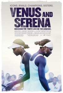 Venus and Serena - Theatrical Poster - Courtesy of Magnolia Pictures
