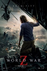 World War Z - Theatrical Poster - Courtesy of Paramount Pictures