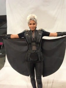 X-Men: Days Of Future Past - Halle Berry as Storm - Courtesy of 20th Century Fox and Bryan Singer