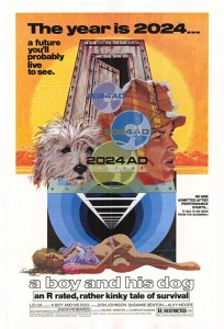 A Boy and His Dog - Theatrical Poster - Courtesy of Shout Factory