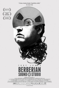 Berberian Sound Studio - Theatrical Poster - Courtesy of IFC Midnight