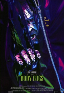 Body Bags - Theatrical Poster - Courtesy of Scream Factory