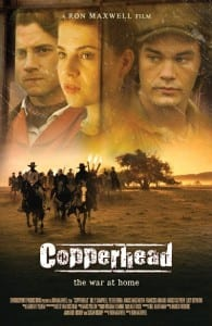 Copperhead - Theatrical Poster - Courtesy of Swordspoint Productions