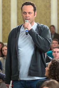 Delivery Man - Vince Vaughn In Delivery Man - Courtesy of Dreamworks Pictures