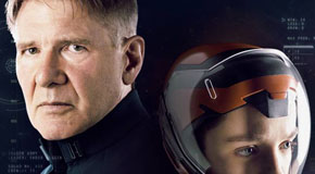 New Promotional Photo For Ender's Game Features Harrison Ford