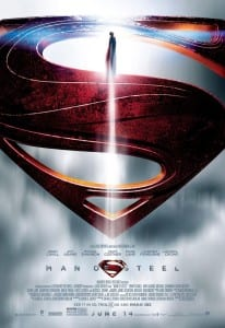 Man of Steel - Theatrical Poster Style C - Courtesy of 20th Century Fox