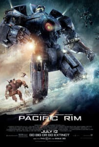 Pacific Rim - Theatrical Poster Style C - Courtesy of Warner Bros. Pictures
