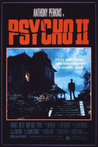 Psycho II - Theatrical Poster - Courtesy of Universal Pictures
