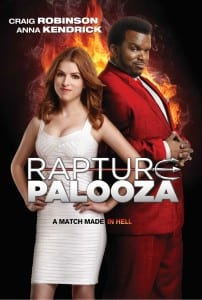 Rapture-Palooza - Promotional Poster - Courtesy of Lionsgate