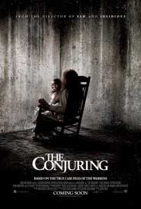 The Conjuring - Theatrical Poster Style B - Courtesy of Warner Bros. Pictures