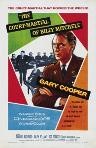 The Court-Martial of Billy Mitchell - Theatrical Poster - Courtesy of Olive Films