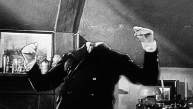 Photo of The Invisible Man (1933) Appears on Blu-ray