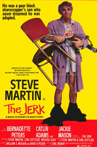 The Jerk - Theatrical Poster - Courtesy of Universal Pictures