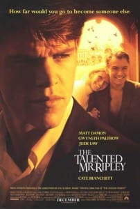 The Talented Mr. Ripley - Theatrical Poster - Courtesy of Paramount Pictures