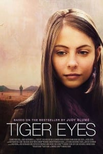 Tiger Eyes - Theatrical Poster - Courtesy of Freestyle Releasing