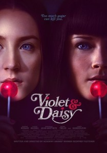 Violet & Daisy - Theatrical Poster - Courtesy of Cinedigm Entertainment Group