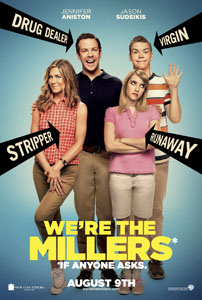 We're The Millers - Theatrical Poster - Courtesy of Warner Bros. Pictures
