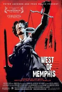 West of Memphis - Theatrical Poster - Courtesy of Sony Pictures Home Entertainment